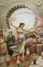 II Curso de danza del vientre terapeútica