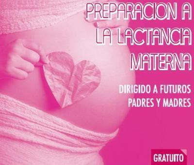 CURSO DE PREPARACIÓN A LA LACTANCIA MATERNA