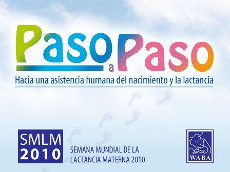 IX FIESTA DE LA LACTANCIA - SEMANA MUNDIAL DE LA LACTANCIA MATERNA